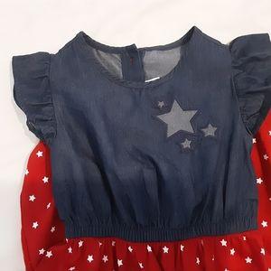 Americana Gymboree dress